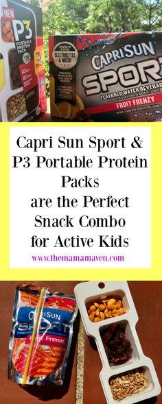 Capri Sun Sport and
