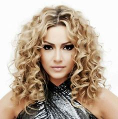 Love the size of curls to this perm