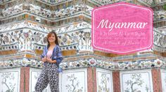 Myanmar is one of my dream destinations. I made it this year and I guess the world is really full of surprises. I found love at first sight.