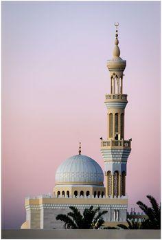 Mosque - Al Ain, ABU DHABI = UNITED ARAB EMIRATES