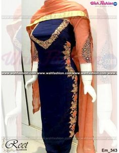 Give yourself a stylish & designer look with this Adorable Navy Blue And Orange Punjabi Suit. Embellished with Embroidery work and lace work. Available with matching bottom & dupatta. It will make you noticable in special gathering. You can design this suit in any color combination or in any fabric. Just whatsapp us for more details. For more details whatsapp us: +919915178418