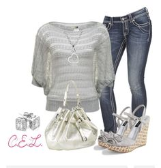 Love this polyvore outfit