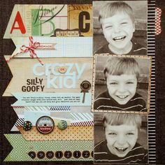 *Crazy Kid* - Scrapbook.com