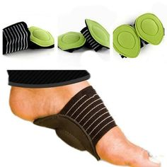FOOT ARCH SHOCK ABSORBER (1 Pair) - these look potentially useful...