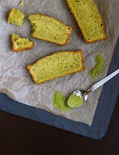 Matcha Green Tea Pound Cake