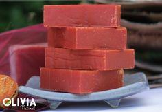 Homoktövis kecsketejes szappan / Sea buckthorn goat milk soap