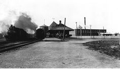 Golden Lake to Ottawa on Canadian National Railways Canadian National Railway, National Railways, Golden Lake, Ottawa Valley, Train Stations, Ontario, Trains, The Past, Canada