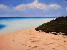 Footprints in Paradise