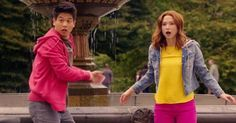 kimmy schmidt dong nguyen  He has the same last name as My family... (Then Again it is the most common surname in Vietnam)