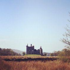 Scotland | Highlands - Kilchurn Castle
