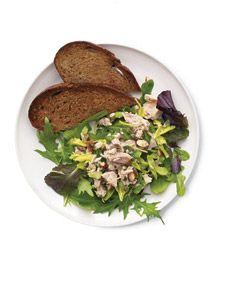 Mediterranean Tuna Salad - Whole Living Eat Well