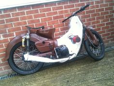 custom honda c90 sheffield £500 | Retro Rides
