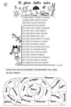 Felt Games, Italian Lessons, Montessori Math, School Tomorrow, Italian Language, Common Core Standards, Thing 1, Primary School, Nursery Rhymes