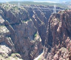 Royal Gorge Bridge and Park: Colorado