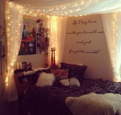 20 DIY Dorm Canopy Beds | Home Design And Interior