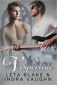 Book Review:  Vespertine by Leta Blake and Indra Vaughn. http://ggr-review.com/book-review-vespertine-by-leta-blake-indra-vaughn/