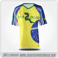 fb9e9369d 2016 Custom Soccer World Cup T Shirt Customized Football Shirt Soccer