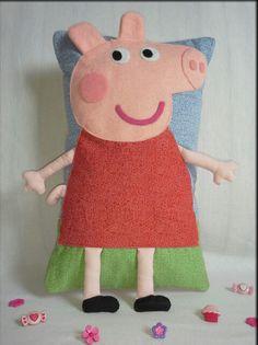 Naninha Peppa Pig