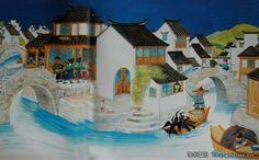 "Zhou Jianming -- ""相约杭州""中国儿童插画师,周建明老师 - ""相约杭州""中国插画师的文集 - 博客(聚艺厅) - 艺术国际 Artintern.net Illustration, Painting, Art, Illustrations, Painting Art, Paintings, Kunst, Paint, Draw"