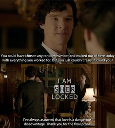 """Scandal in Begalgravia"" Gosh, this is my favorite scene. So many people ship Sherlolly or Johnlock, but I just love love love IrenexSherlock!"