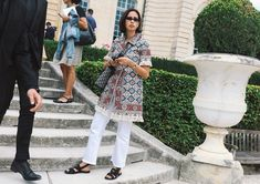 Phil Oh's Best Street Style Photos From the Fall '18 Paris Haute Couture Shows