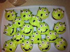 Aaron had so much fun helping me make these!