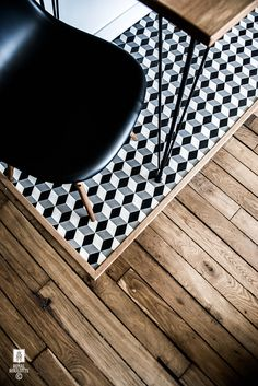 ROYAL ROULOTTE PARIS -★- APPARTMENT RENOVATION / HOME DECOR / CEMENT TILES / PARQUET