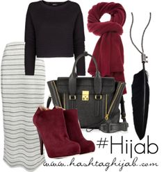 Hashtag Hijab Outfit #134