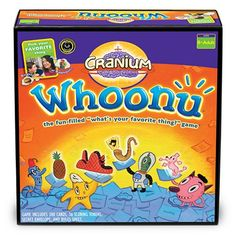 Cranium Whoonu ** Click on the image for additional details.Note:It is affiliate link to Amazon.