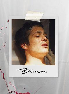 Fred Bowman - Dexter S3