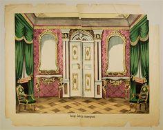 Königl. Cabinet.-Hintergrund. [Nr. 17]. http://skd-online-collection.skd.museum/en/contents/artexplorer?filter[OBJEKTART]=Bilderbogen