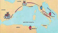 Η Καρχηδόνα συγκρούεται με τη Ρώμη - Ρώμη και Ελλάδα Blog, Blogging
