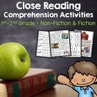 This product is a great way to give students an opportunity to practice Reading and Comprehension during the first week back to school.  This resou...