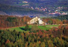 Aktiv & Vital Hotel Thüringen, eingebettet in den Thüringer Wald