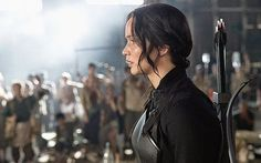 Jennifer Lawrence Fansite: PHOTOS: Stills and Promotional Shoot from Mockingjay: Part One