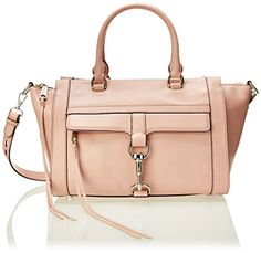 Rebecca Minkoff Bowery Tote, Primrose, One Size, One interior zip and two slip pockets. One exterior pocket. One card slot