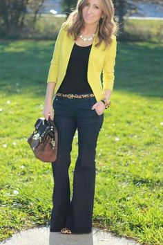 Slacks instead of jeans and its perfect!