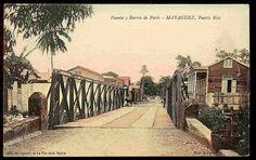 PUENTE BARRIO PARIS, MAYAGÜEZ, P.R.