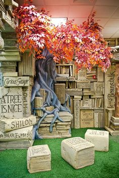 Brentwood Children's Library-115 | by CajunKev, via Flickr