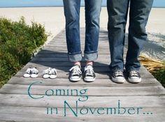 Coming in November