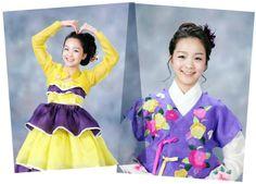 Song Sohee in Hanbok