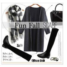 It's a Wrap! Fun Fall Scarves