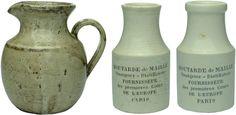 Auction 28 Preview   774   Antique Ceramic Pottery Items