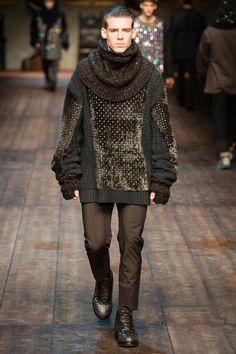 Dolce & Gabbana   Fall 2014 Menswear Collection   Style.com