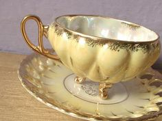 Antique Japanese tea cup set vintage 1950's Royal by ShoponSherman,