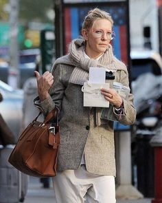 Cate Blanchett in Newyork October 12 2016