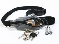 SPIbelt Running Belts - does not ride or shift; keeps your belongings safe.