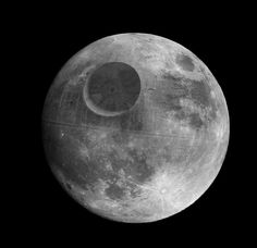 If Star Wars Was Real : Dark Side of the Moon
