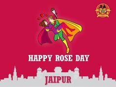 Power Hum Tum wishes Jaipur a very Happy Rose Day. Keep spreading the love this Valentines season. <3 #powerhumtum at Heiwa Heaven the Resort <3 To register please send a text - Power (Couple names) at 09587495555.  with Digital Sun Media Mamta Raghani Preeti Sogani Priyatam Sogani