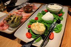 Obika, South Kensington, London South Kensington London, London Restaurants, Mozzarella, Sushi, Eat, Sushi Rolls